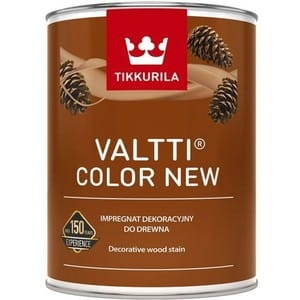 Impregnat do drewna Tikkurila Valtti  Color New - transparentny 0,9 l